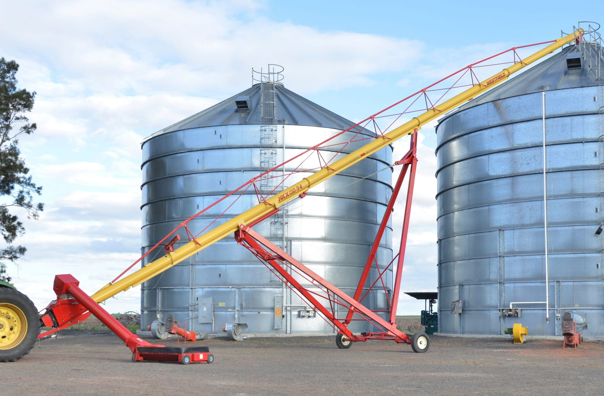 Not all augers are designed and built the same. A high quality grain auger will have hard-wearing features for maximum longevity and ease of use.
